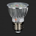 Lexing dimmable E27 6W 550lm proyector ligero blanco 15-LED (220 ~ 240V)