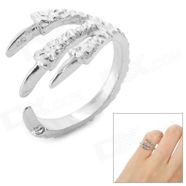 Anillo de cola LX-005 Eagle Claw Estilo Mixto - Plata