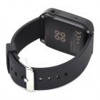 "Z1 Smart 1.54"" Screen Touch Android 4.3 Wrist Watch w/ Wi-Fi / 512MB RAM / 4GB ROM - Black"