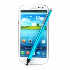 Stylish Pen Style Touch Screen Capacitive Stylus for Cellphone - Blue