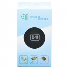 Universal Convenient Wireless Charger for Cellphone - Black