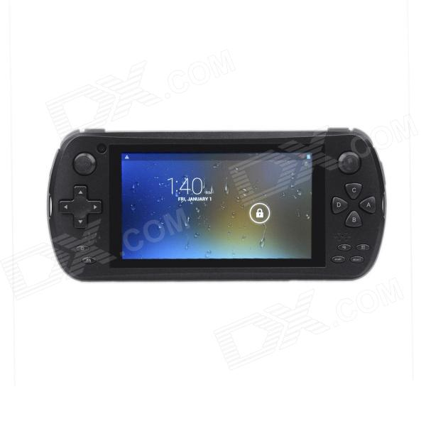 JXD S5800 5'' Quad Core Android 4.2 Smart Game Console w/ Dual SIM, 1GB RAM, 8GB ROM, GPS