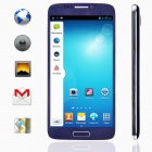 "KICCY N9002 MTK6589T Quad-core Android 4.2 WCDMA Phone w/ 6.0"", 2GB RAM, GPS, 32GB ROM - Dark Blue"