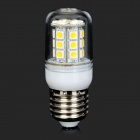 FengYang E27 5W 150lm 3000K 27 x SMD 5050 LED Warm White Light Lamp w/ Acrylic Cover - (AC 220V)
