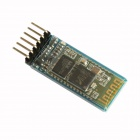 Bluetooth Slave UART Board Wireless Module Transceiver Evaluation Development Board - Blue+Green
