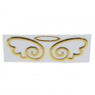 Creative Angel wings Pattern Car Decoration Sticker