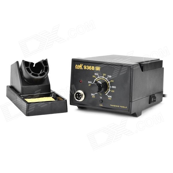 H1CX 60W 220V Anti-static Lead-free Soldering Station - Black тонер static control mpt5 10kg