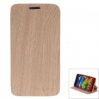 Stylish Wood Pattern Protective PU Leather Flip Open Case for Samsung Galaxy Note3