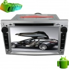 "LsqSTAR 6.95"" Android 4.0 Car DVD Player w/ GPS,TV,RDS,PIP,SWC,CanBus,3DUI,Dual Zone for OPEL Series"