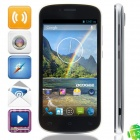 "DOOGEE RAINBOW DG210 MTK6572 Dual-core Android 4.2.2 WCDMA Bar Phone w/ 4.5"" IPS, Wi-Fi, GPS - Black"