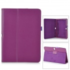 ENKAY ENK-7039 Protective Case Cover w/ Stand for Samsung Galaxy Note 10.1 2014 Version P600 -Purple