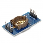 012604 3-in-1 DS1307 + AT24C128 + DS18B20 Board Module - Deep Blue