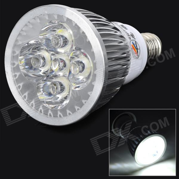 ZHISHUNJIA E14 5W 320lm 5 x SMD 6063 LED Cool White Light Lamp 85~265V