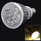 ZHISHUNJIA DB-14CE501 E14 5W 320lm 3200K 5 x SMD 6063 LED Warm White Light Lamp - (AC 85~265V)