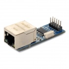 ENC28J60 Mini Ethernet Module - Deep Blue
