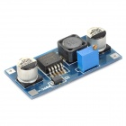 LM2596 DC to DC Voltage Reducing Converter / Circuit Board - Deep Blue