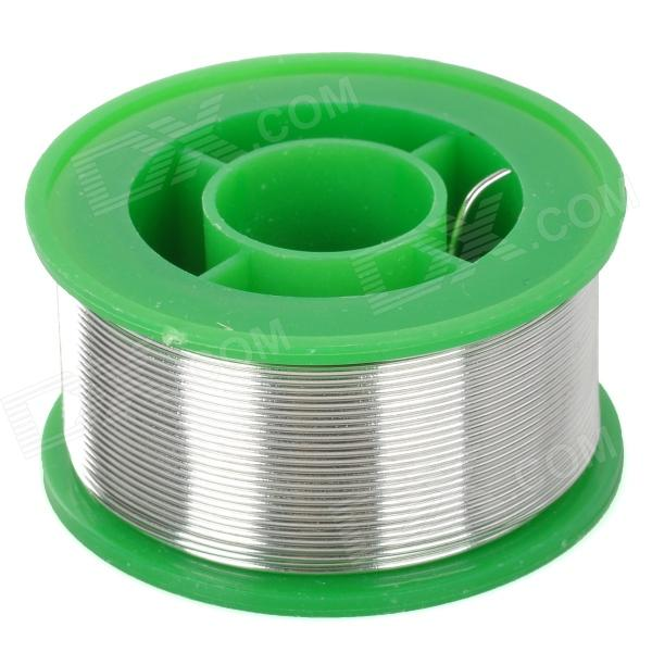 SN-100G  0.81mm 0.7Cu Tin Soldering Wire - Green + Silver (100g)