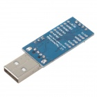FT232 FT232RL USB to TTL Module w/ Indicator - Deep Blue