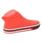 Mini Casual Shoe Style USB 2.0 Flash Drive - Red + White (8 GB)