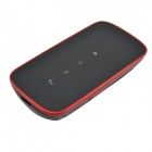 LW401 3G Wireless Mobile Wi-Fi Router w/ SIM + TF -Dark Red + Black