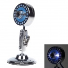 SHITIANXIA 6.0 MP USB Digital Computer Web Camera w/ Diamond Decoration / 2 -LED Night Vision Lights