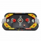 Mini 2-in-1 Tabletop Ice Hockey & Soccer Tablet Game
