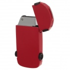 Fashion Car Style Butane Jet Lighter - Red + Black