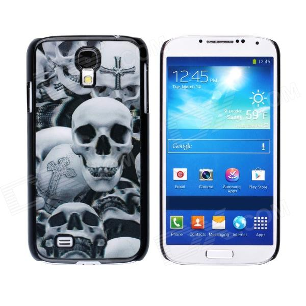 CM001 3D Skeleton Pattern Protective Plastic Back Case for Samsung Galaxy S4 набор отверток 2067 6 bo satz 6tlg wera we 118154
