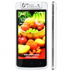 "T908 Capacitive Touch Screen Android 4.2 Bar Phone w/ 4.5"" / Wi-Fi / Camera - White"