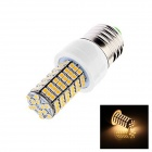E27 5W 250lm 2500K 120 x SMD 3528 LED Warm White Light Corn Bulb  (AC 220~240V)