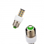 E27 6W 280lm 2700K 24 x SMD 5060 LED Warm White Light Lamp Bulb - White (AC 85~265V)
