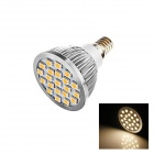 E14 3W 180lm 2700K 21 x SMD 5050 LED Warm White Light Lamp Bulb - White (AC 220~240V)