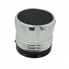 SS-S10 Portable Bluetooth v2.1 2-Channel Speaker w/ Microphone / Hands - Free