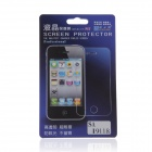Newtop Protective Clear Screen Protector Guard Film for Samsung i9118 - Transparent