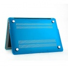 "ENKAY Matte Hard Protective Case for MacBook Air 13.3"" - Light Blue"