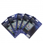 Newtop Protective Clear Screen Protector Guard Film for Samsung N9005 - Transparent (5-Piece Pack)