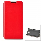 Protective TPU + ABS Case w/ Card Holder Slots for Xiaomi Hongmi / Red Rice - Red + Black