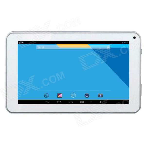 "IAIWAI 910 7"" Android 4.2.2 Tablet PC med 512MB RAM, 8GB ROM, Wi-Fi, TF, Dual Core - hvit"