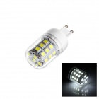 G9 4W 260lm 5500K 29 x SMD 5050 LED White Light Lamp Bulb - White (AC 220~240V)