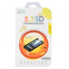 2.75D 0.25mm Tempered Glass Screen Protector Guard for IPHONE 4 / 4S - Transparent