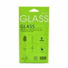 2.5D Premium Tempered Glass Membrane Screen Protector for IPHONE 5 - Transparent