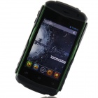 DOOGEE TITANS DG150 MTK6572 tokjerners Android 4.2.2 WCDMA telefonen med 3,5-tommers IPS, Wi-Fi, GPS