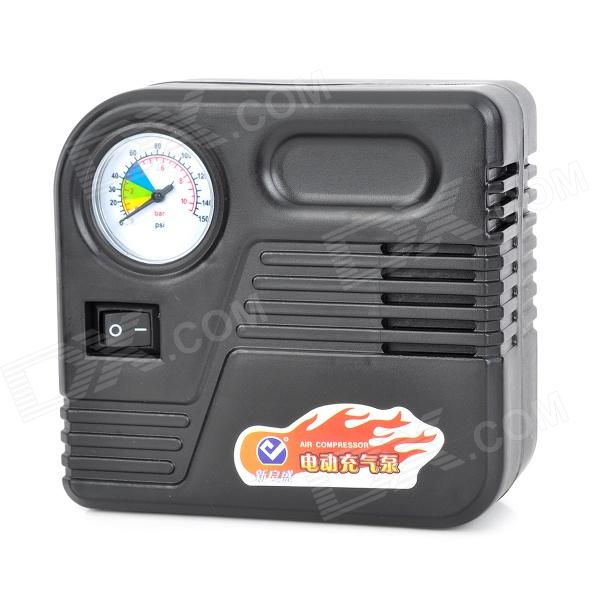 XinLiangSheng 60W Car Electric Air Compressor - Black (DC 48V)