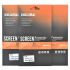 DULISIMAI Matte PCC Screen Protector for Samsung Galaxy Ace 3 / S7272 - Transparent (3PCS)