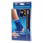 XINWEI 0382 Outdoor Sports Elastic Ankle Support Protector - Blue + White
