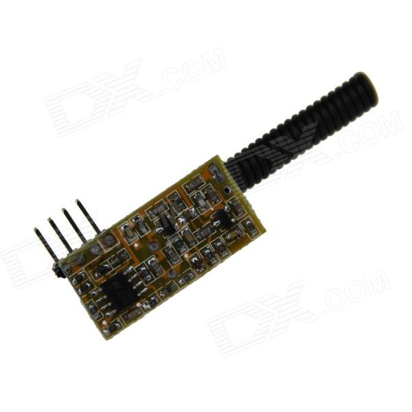 315MHz ASK Super-regenerative Highly Sensitive Wireless RF Receiving Module (DC 5V)