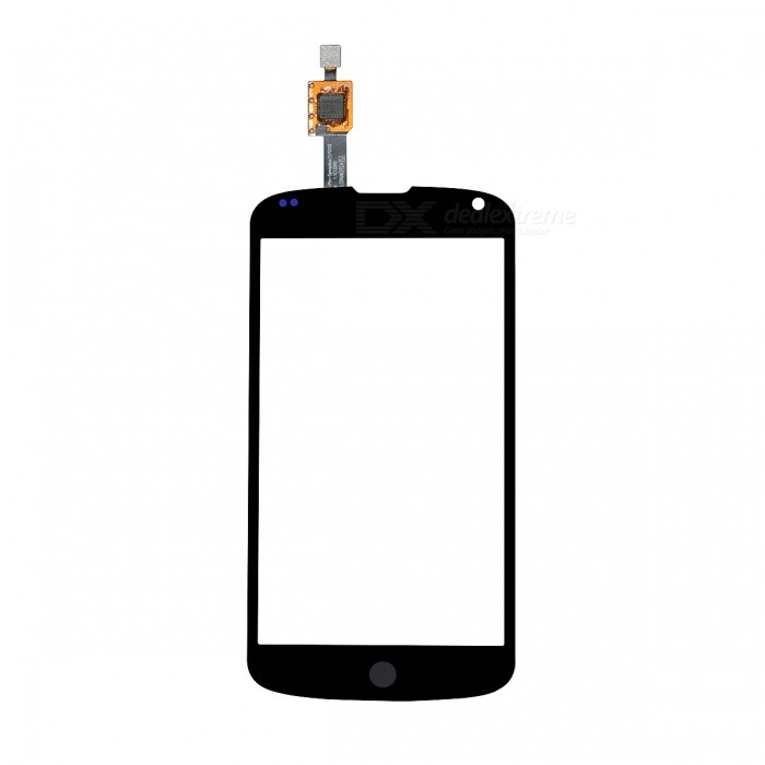 Replacement Glass Touch Screen Digitizer for  LG Nexus 4  E960 - Black цена