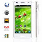 "KICCY MINI NOTE 3 MTK6582 Quad-Core Android 4.2 WCDMA Bar Phone w/ 4.5"", 512MB RAM, 4GB ROM, GPS"