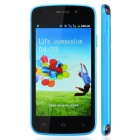 HTM H9295 kapazitiver Touch Screen Android 2.3 Bar Telefon w / WLAN / Bluetooth - Sky Blue