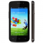 HTM H9295 Capacitive Touch Screen Android 2.3 Bar Phone w/ Wi-Fi / Bluetooth - Iron Grey